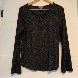 Wrangler | Bell Sleeve Shirt